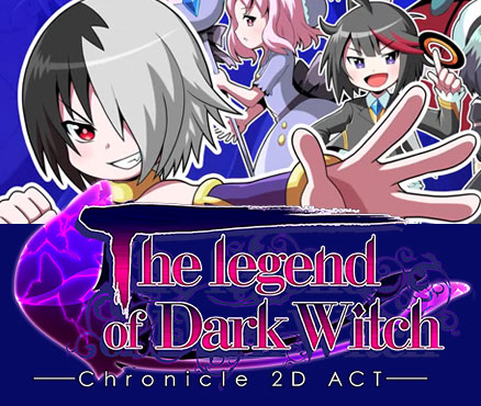 The Legend of the Dark Witch